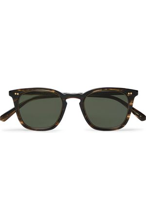 Mr. Leight Getty S Square-frame Acetate Sunglasses