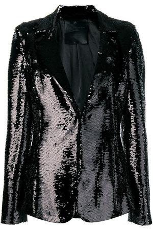 Philipp Plein Women Blazers - Sequin embellished blazer