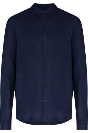Orlebar Brown Giles long-sleeve shirt