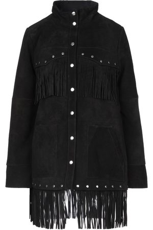 Gestuz Women Leather Jackets - Jackets