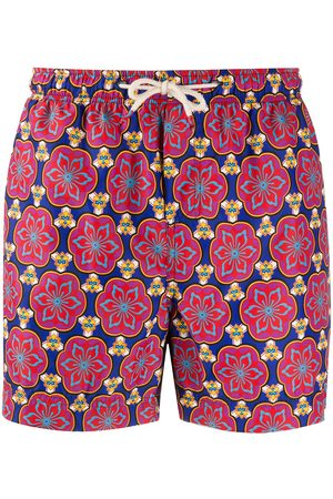 PENINSULA SWIMWEAR Palmarola M2 mesh-lined swimming trunks