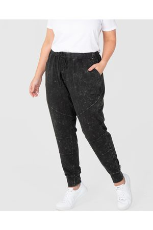 Love Your Wardrobe Jessie Washer Jogger - Sweatpants Jessie Washer Jogger