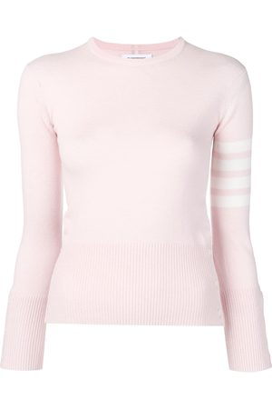Thom Browne Stripe detail jumper