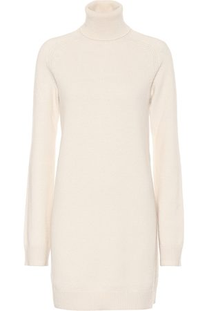 Loro Piana Women Knitted Dresses - Exclusive to Mytheresa – Dunster cashmere turtleneck dress