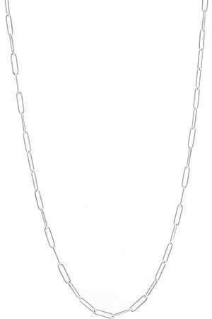 "TOM WOOD Men Necklaces - 24.5"" Box Chain"