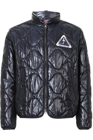 LOUIS VUITTON Men Winter Jackets - Quilted Patch Blouson With Packable Hood