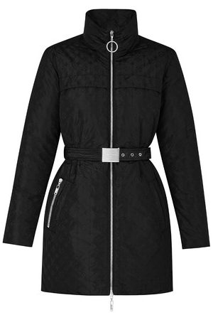 LOUIS VUITTON Women Coats - Monogram Taffetas Coat