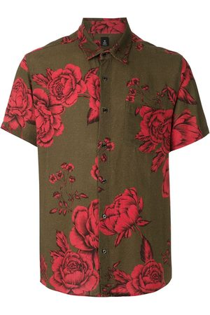 OSKLEN Rose print shirt