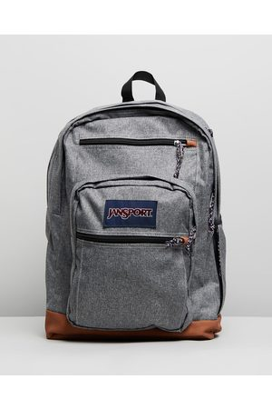 JanSport Cool Student Backpack - Outdoors ( Letterman Poly) Cool Student Backpack