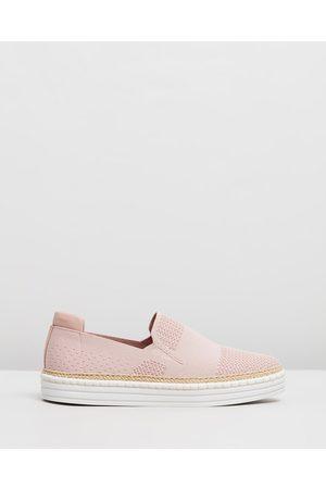 Verali Queen - Slip-On Sneakers (Rose Quartz) Queen