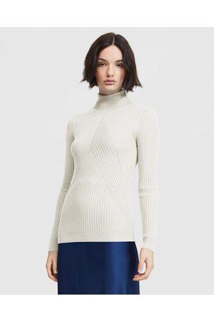 ARIS Turtleneck Sweater - Tops Turtleneck Sweater