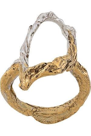 Lee Acacia abstract ring
