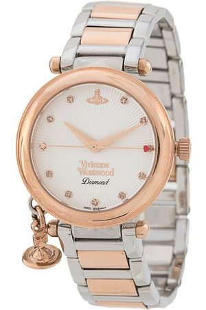 Vivienne Westwood Orb Diamond 32m watch