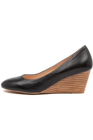 Diana Ferrari Lespie Df Natural Heel Shoes Womens Shoes Casual Heeled Shoes