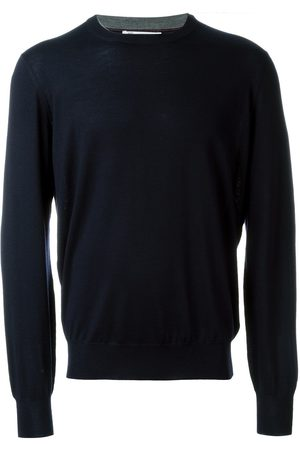 Brunello Cucinelli Men Sweatshirts - Crew neck sweater