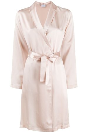 La Perla Belted mid-length dressing gown