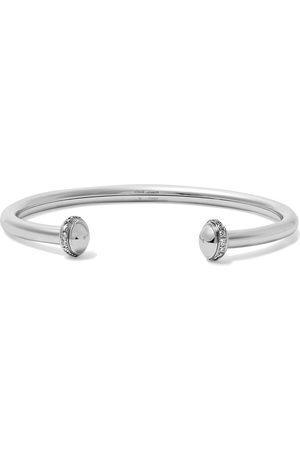 PIAGET Men Bracelets - Possession 18-Karat White Gold Diamond Cuff