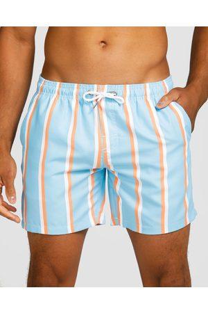 Vacay Swimwear Men Board Shorts - Havana Swim Shorts - Swimwear (Light ) Havana Swim Shorts