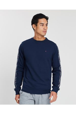 Tommy Hilfiger Authentic Long Sleeve Track Top - Accessories (Navy Blazer) Authentic Long Sleeve Track Top