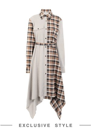 JW ANDERSON x YOOX 3/4 length dresses