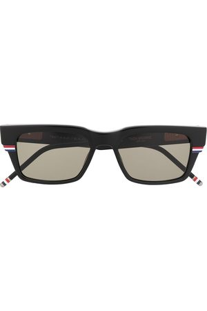 Thom Browne Sunglasses - RWB rectangular sunglasses
