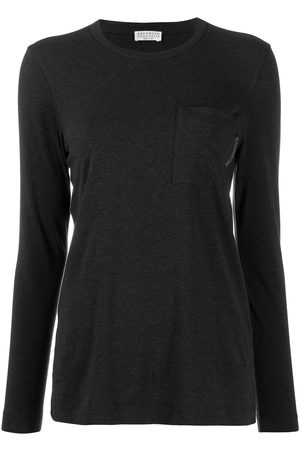 Brunello Cucinelli Long-sleeved T-shirt