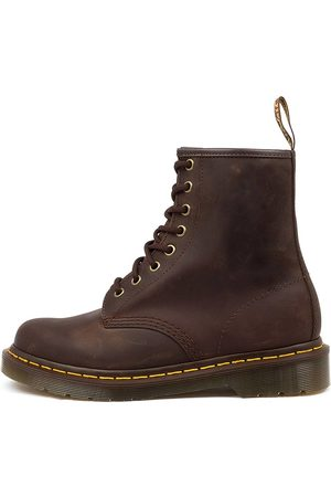 Dr. Martens 1460 8 Eye Boot Gaucho Boots Womens Shoes Casual Ankle Boots
