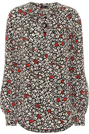Polo Ralph Lauren Floral crêpe blouse