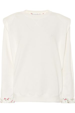 Serafini Cotton-jersey sweatshirt