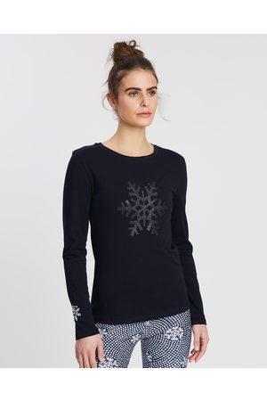 Snuxe Midnight Sparkle Tee - T-Shirts & Singlets Midnight Sparkle Tee