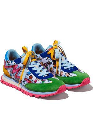 Marc Jacobs Women Sneakers - X Peanuts The Comics jogger sneakers