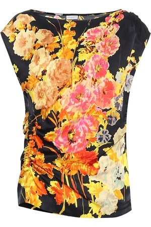 DRIES VAN NOTEN Floral top