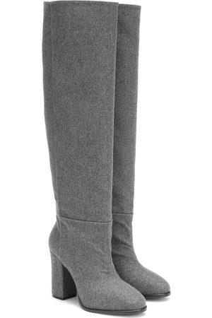 DRIES VAN NOTEN Over-the-knee boots
