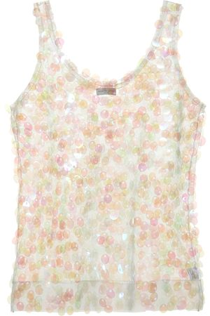 DRIES VAN NOTEN Sequined tank top