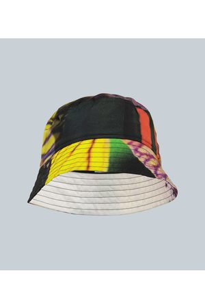 DRIES VAN NOTEN Printed bucket hat