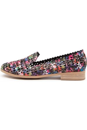 I LOVE BILLY Qaisy Il Abstract Shoes Womens Shoes Casual Flat Shoes