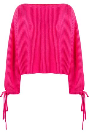 Msgm Drawstring sleeves jumper