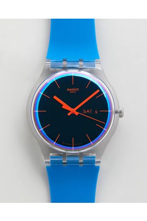 Swatch POLABLUE - Watches POLABLUE