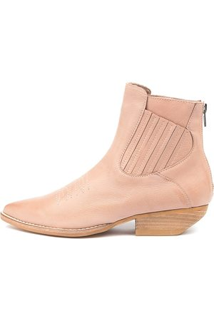 MOLLINI Puly Mo Cafe Boots Womens Shoes Casual Ankle Boots