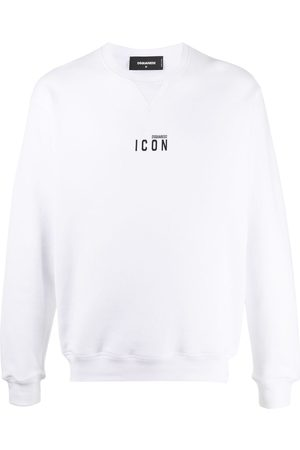 Dsquared2 Mini Icon-print crew neck sweatshirt
