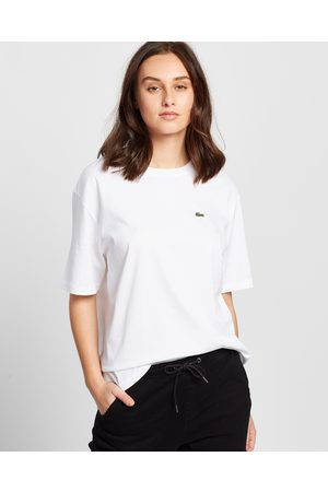 Lacoste Classic Soft Jersey T Shirt - T-Shirts & Singlets Classic Soft Jersey T-Shirt