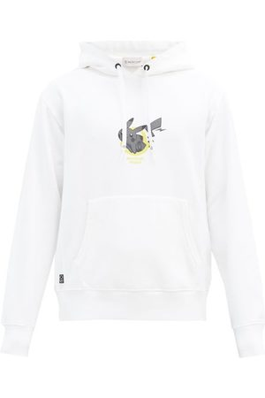 7 MONCLER FRAGMENT Thunderbolt Project Cotton Hooded Sweatshirt - Mens