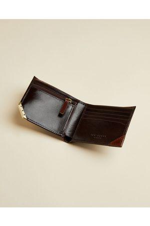 Ted Baker Metal Corner Coin Wallet
