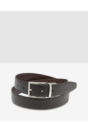 Oxford Harrison Reversible Belt - Belts ( /Dark ) Harrison Reversible Belt