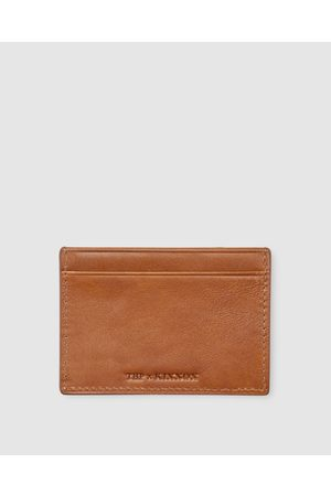 Kinnon THP x Card Holder - Wallets (Tan) THP x Card Holder