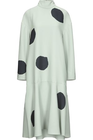 tibi 3/4 length dresses