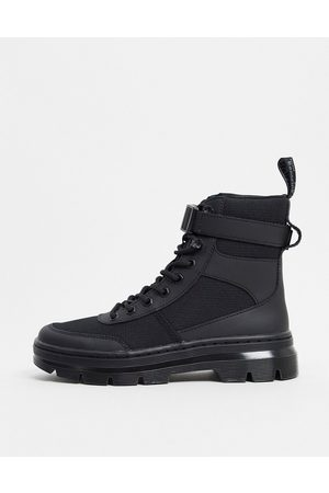 Dr. Martens Combs tech ankle strap ankle boots in