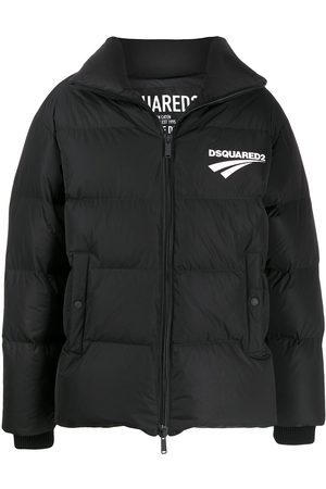 Dsquared2 Logo-print padded jacket