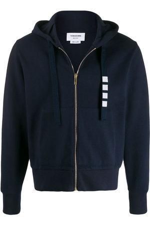 Thom Browne Men Hoodies - 4-bar hoodie