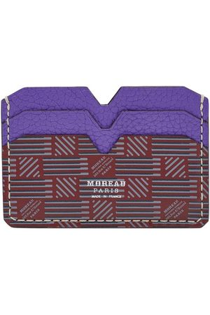 Moreau Paris Card holder 4C cuir moreau